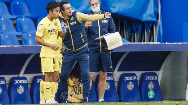 Emery: Kubo? I'm focused on those who want to wear Villarreal's shirt