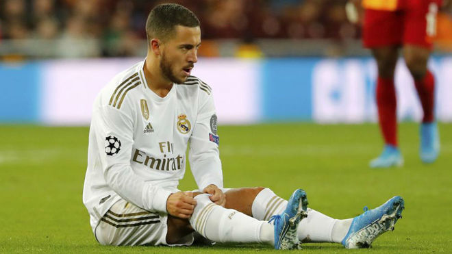 Hazard's birthday wish: To turn things around at Real Madrid