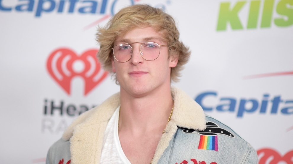 Logan Paul confesses his dream: I want to do a UFC fight one day