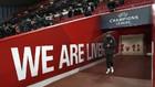 Simeone, en Anfield.