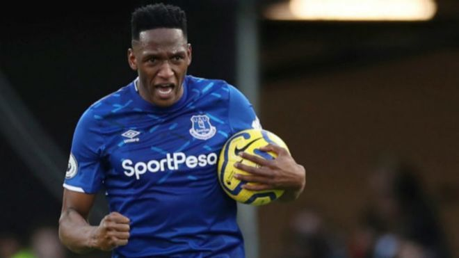 Yerry Mina: The king of individual duels in the Premier League