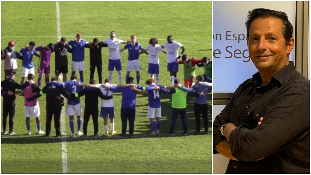 """""""En el deporte español hay una muerte súbita como la de Apolinario cada tres días"""""""