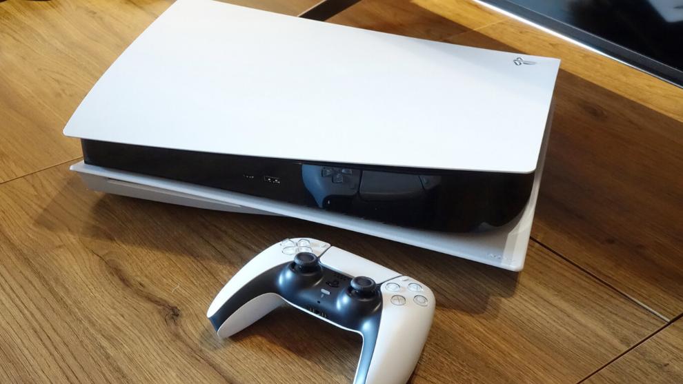 La nueva consola playstation 5 de Sony