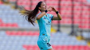 Durante la jornada 1 del Clausura 2021 de la Liga MX Femenil.
