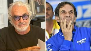 Briatore y Brivio.