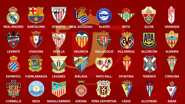 El sorteo de Copa, en directo: Madrid y Barça, al bombo