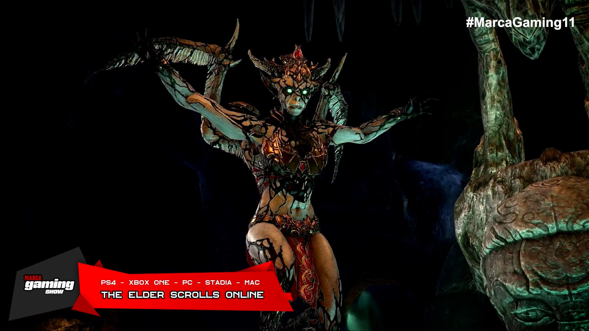 The Elder Scrolls Online ( PS4 - XBOX ONE - PC - STADIA - MAC )