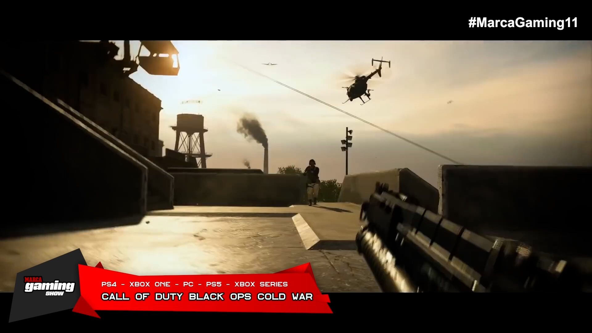 Call of Duty Black Ops Cold War (PS5 - XBOX SERIES - PS4 - XBOX ONE - PC)