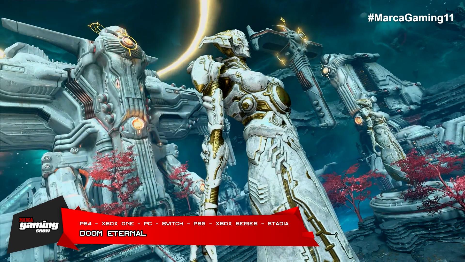 Doom Eternal (PS4 - XBOX ONE - PC - SWITCH - PS5 - XBOX SERIES - STADIA