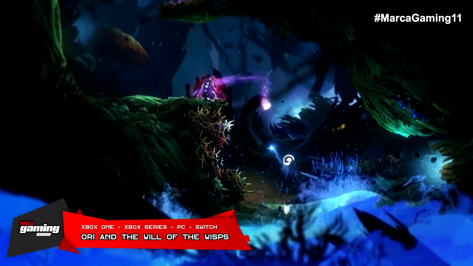 Ori and the will of the wisps ( SWITCH - XBOX ONE - XBOX SERIES - PC )