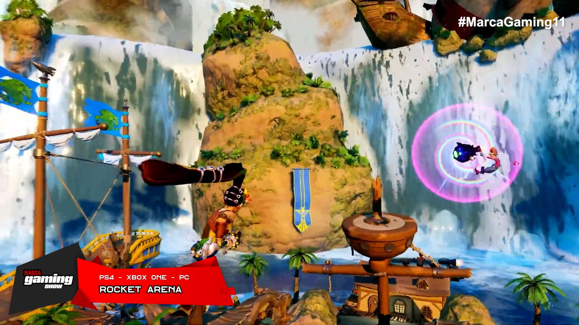 Rocket Arena ( PS4 - XBOX ONE - PC )