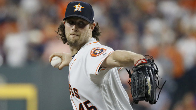 Gerrit Cole named in ball-doctoring case by fired Angels clubhouse attendant