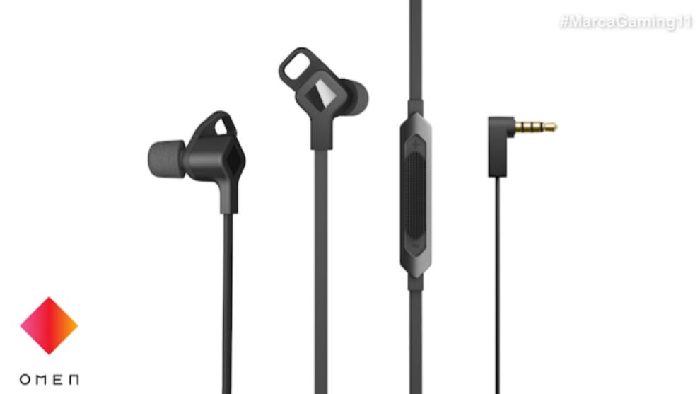 Sorteamos unos auriculares OMEN Dyad en MARCA Gaming Show
