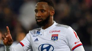 Moussa Dembelé, muy cerca