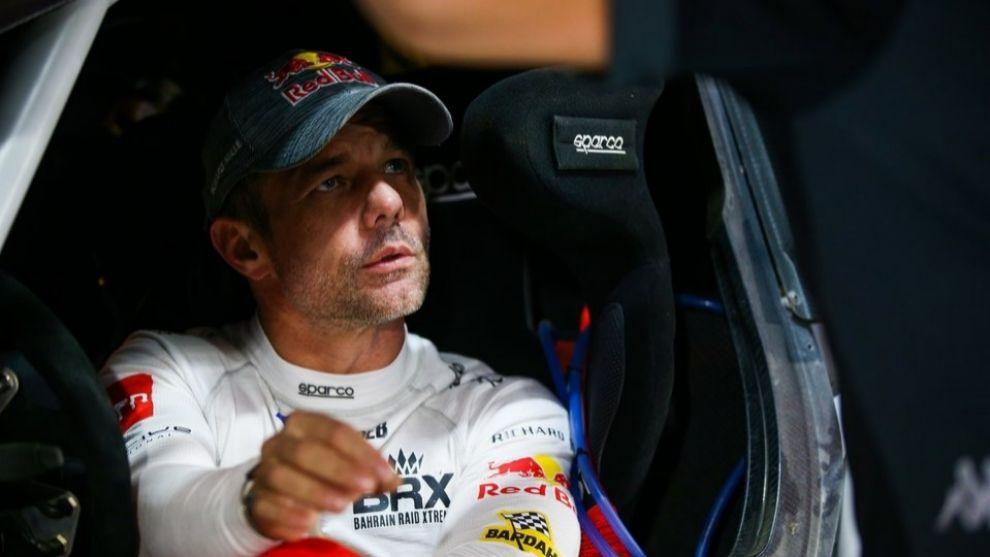 El día (y la noche) más difícil de Sebastien Loeb en el Dakar