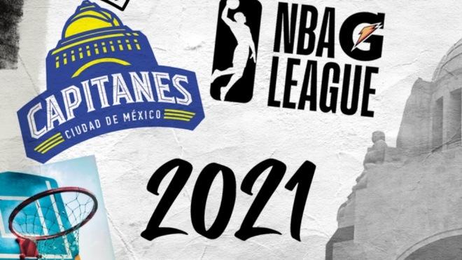 El equipo mexicano de Capitanes no jugará por segundo año en la NBA...