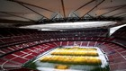 Aplazado el Atlético-Athletic: mañana, imposible jugar