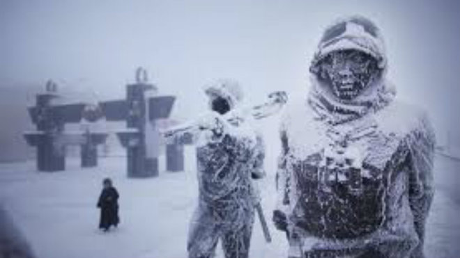 This is Oymyakon: The coldest habitable place on earth where temperatures reach -71.2 degrees