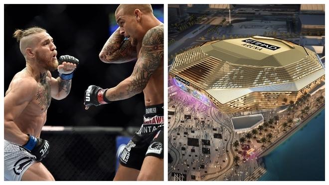 Seven hectic days of UFC culminating in McGregor vs Poirier