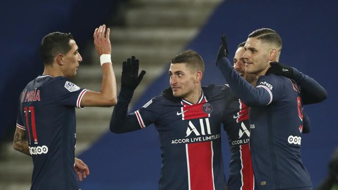 PSG vs Brest: Kean, Icardi y Sarabia brindan a Pochettino su primer triunfo  como técnico del PSG - Ligue 1