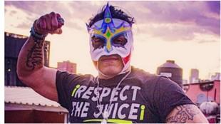 Juventud Guerrera quiere regresar a la WWE.