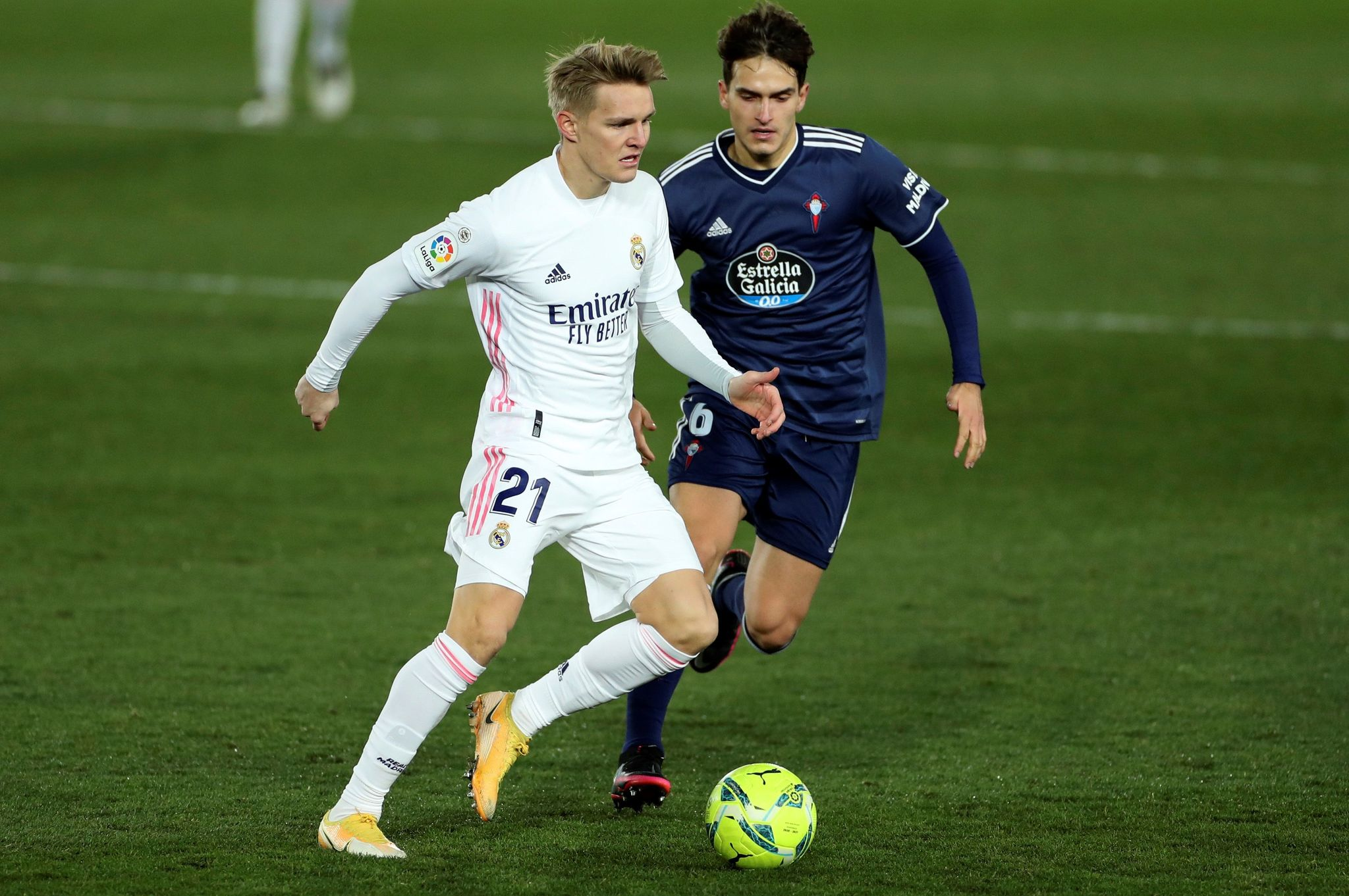 Odegaard left out in the cold: Why has Zidane forgotten about him?