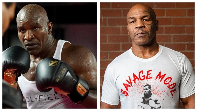 Holyfield wants Mike Tyson fight: It would generate 200 million dollars!