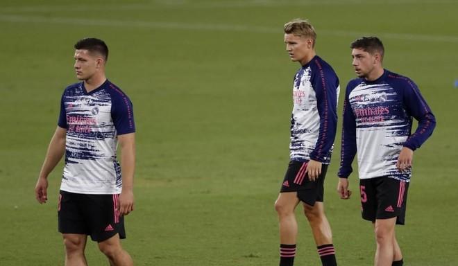 Valverde and Odegaard