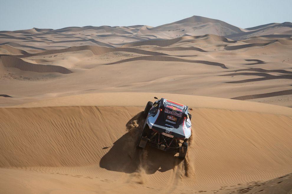 Gutiérrez seguirá compitiendo en la modalidad Dakar Experience.