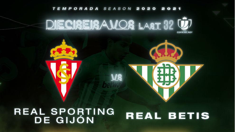 Sporting de Gijón - Betis