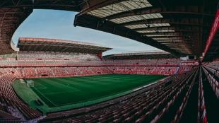 El Sporting vs Fuenlabrada se jugará este lunes 11 a las 20.30 horas