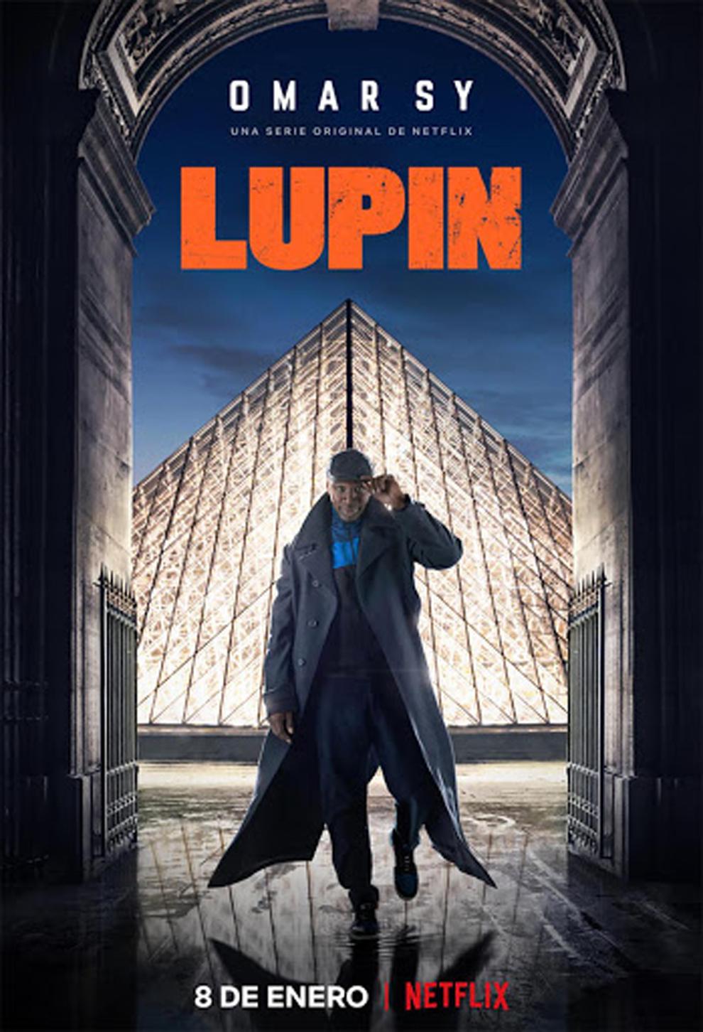 Series Netflix: 'Lupin', un ladrón de guante blanco llega a Netflix   Marca