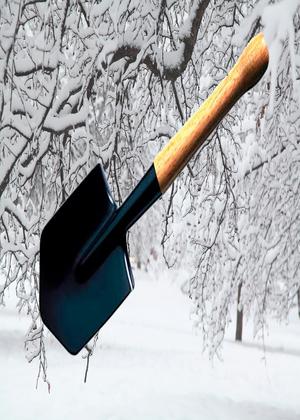 La pala de las fuerzas especiales rusas y otros inventos de bolsillo para luchar contra la nieve