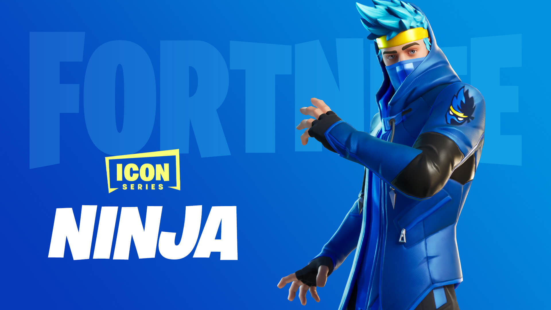 Skin de Ninja Icon Series Fortnite