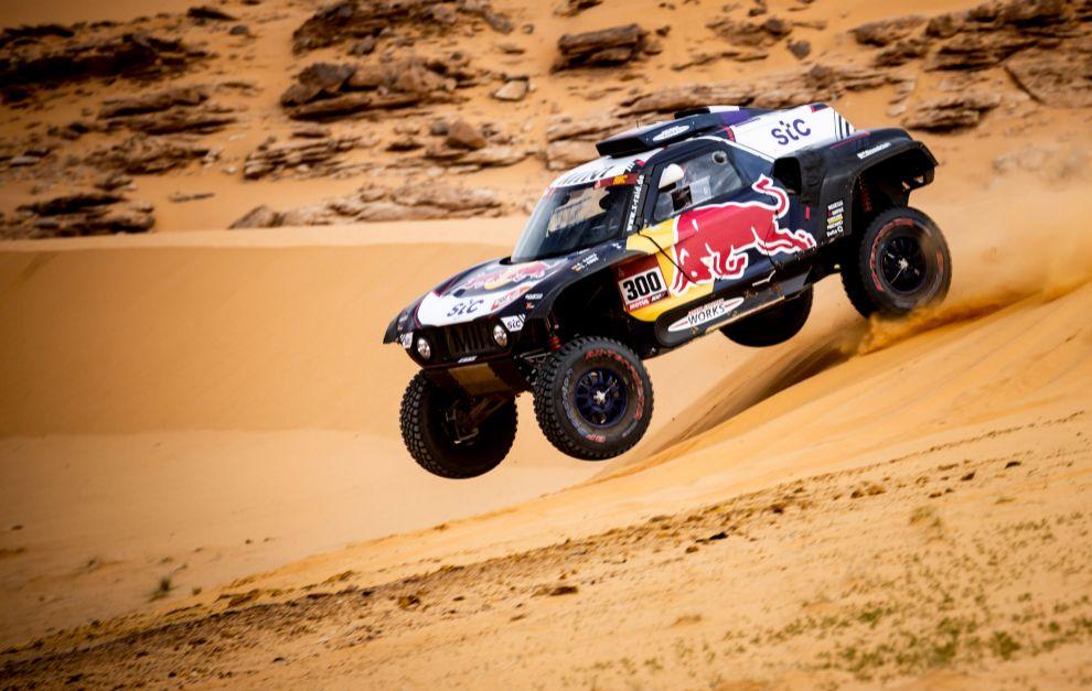 El Mini ha respondido a la perfección hasta ahora en el Dakar.
