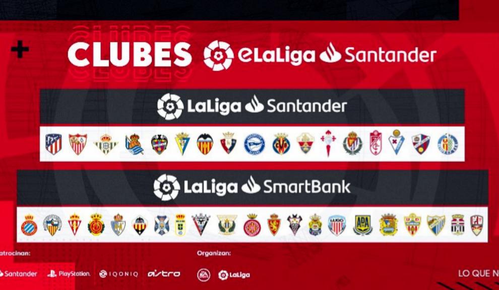 Arranca una nueva edición de LaLiga Santander