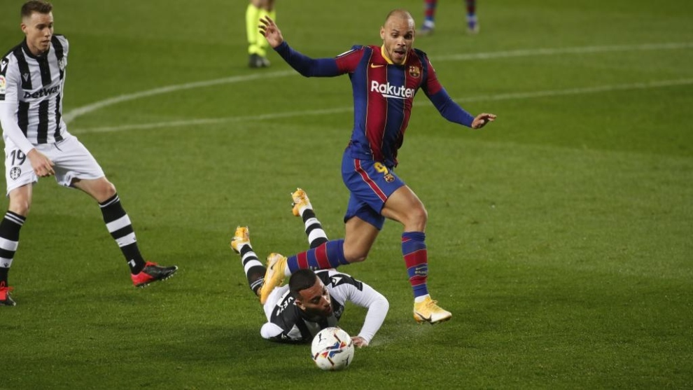 Barcelona's Braithwaite dilemma: A burden or a blessing?