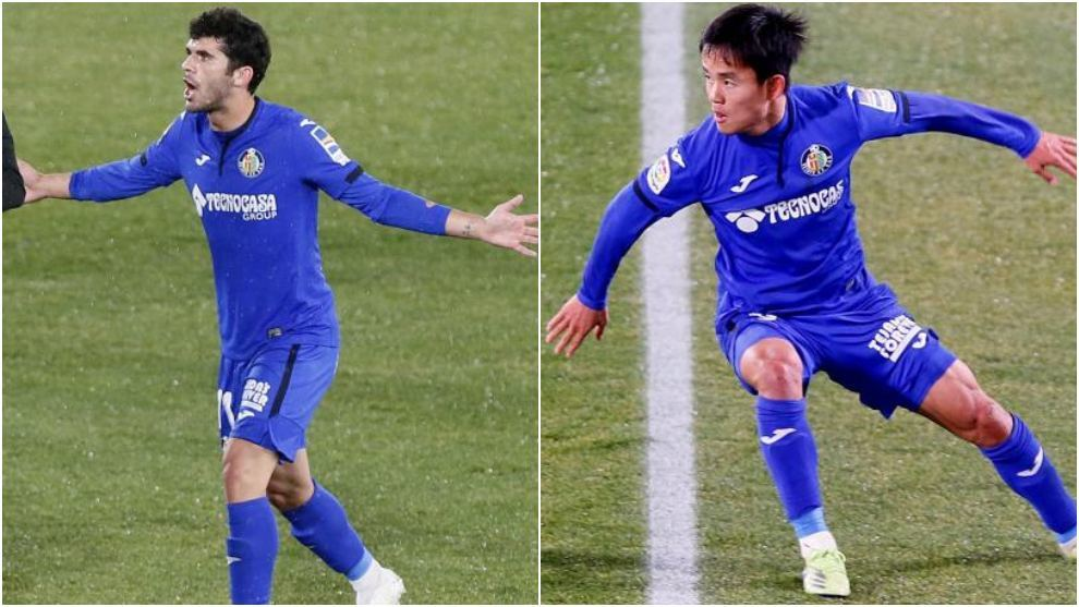 Barcelona and Real Madrid take note: Alena and Kubo impress for Getafe