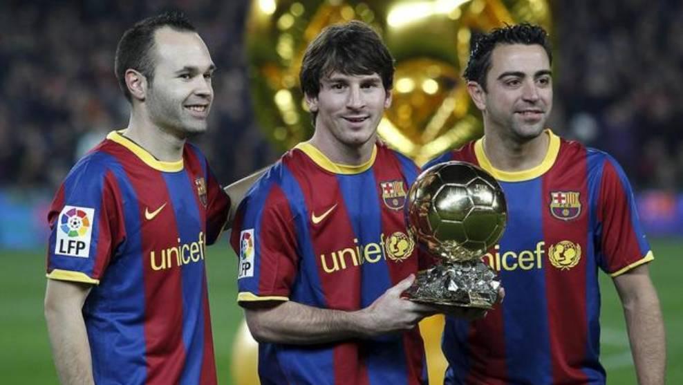 Diez años del Balón de Oro más discutido