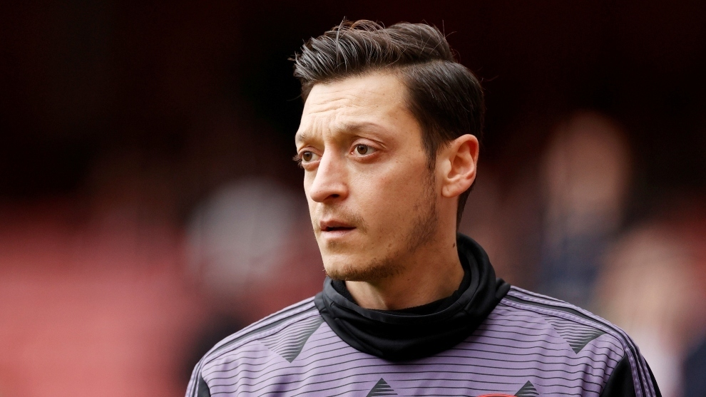 Ozil's nod to MLS: I want to play in the United States before I retire
