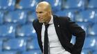 Súper examen para Zidane