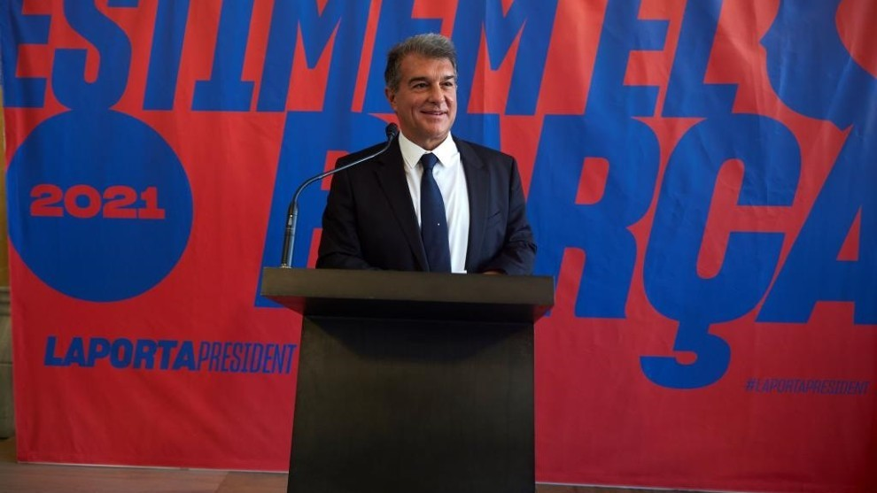 Laporta frustrated: Barcelona are losing golden opportunities in the January window