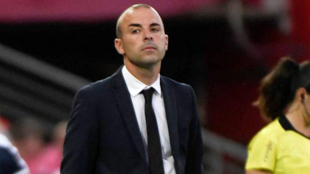 Sánchez Vera vuelve a ser entrenador del Atlético de Madrid 462 días después