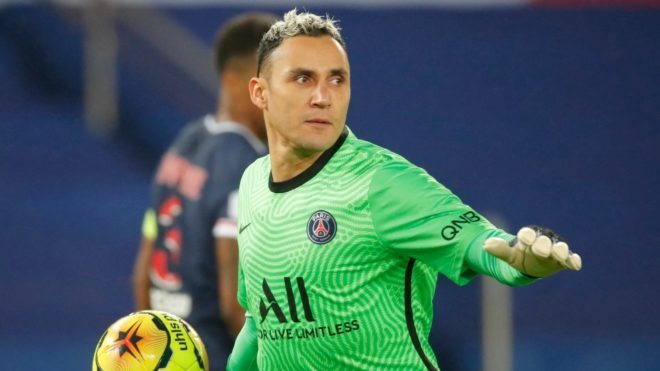 Pochettino heaps praise on Keylor Navas