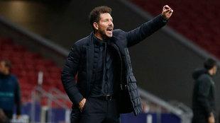Simeone, mejor entrenador de club de la década; Zidane, séptimo