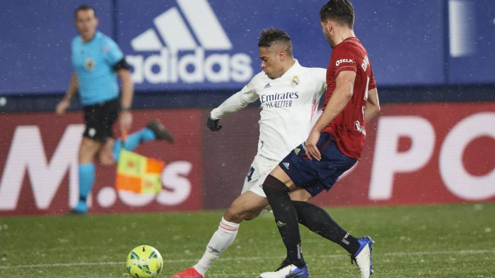Mariano: From failing to make Zidane's squads to becoming Benzema's backup
