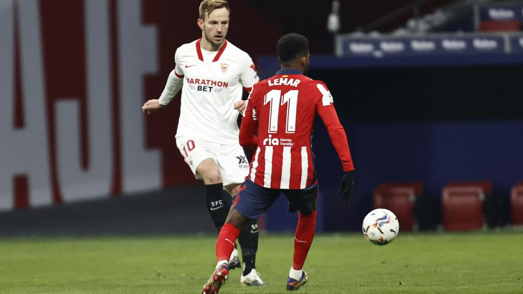 Atletico Madrid player ratings vs Sevilla: Lemar continues to improve