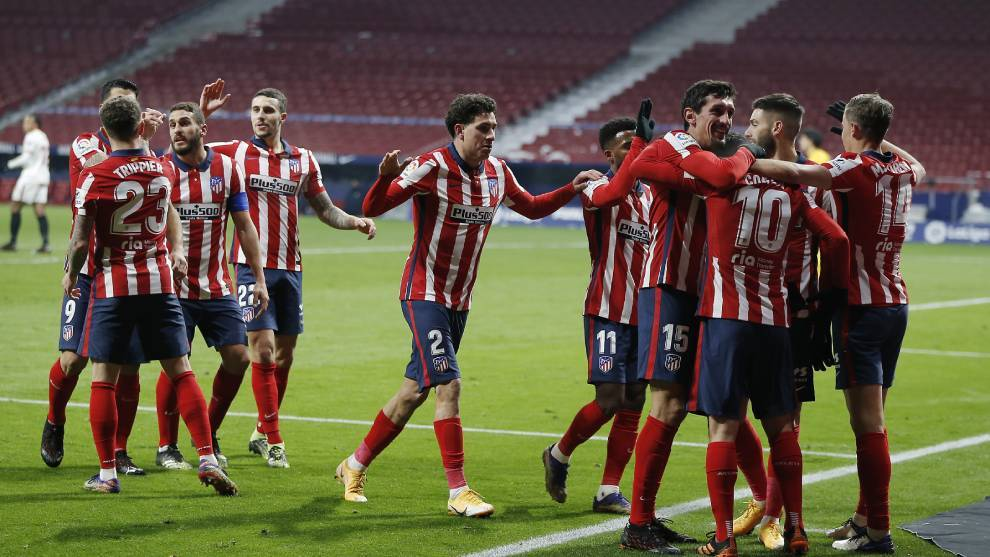 Atletico Madrid are winter champions for a lot of reasons