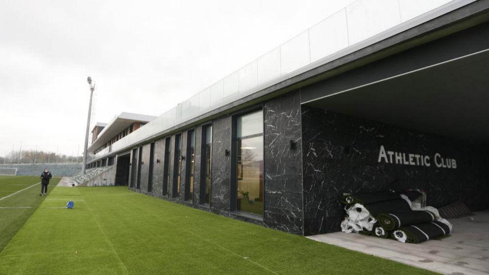 Los lesionados tendrán a su disposición las instalaciones del nuevo...