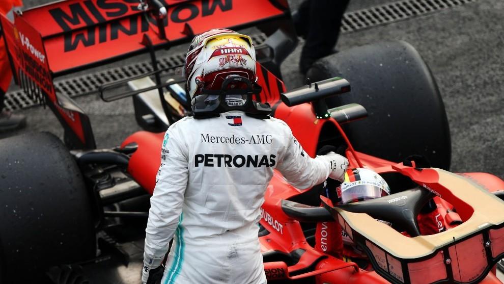 Ferrari have no regrets about not signing Hamilton